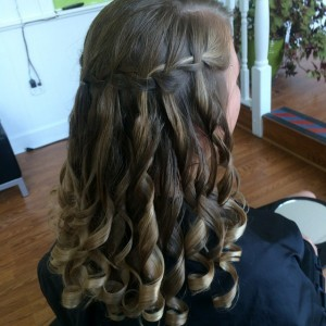Special Events Prom Hair